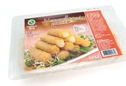 Vegelink Mozzarella Stick (250g/pack)(lacto)